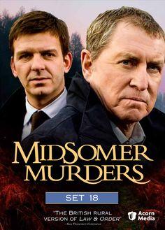 Midsomer Murders - Set 18 (2013)