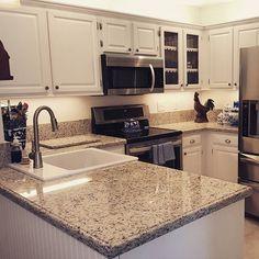 Dallas White Granite - Level 2
