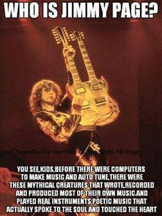 Jimmy Page. Damn right Jimmy Page, I Love Music, Music Is Life, My Music, Music Pics, Music Stuff, Robert Plant Led Zeppelin, Def Leppard, Harry Potter Universe