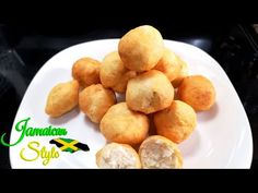 Jamaican Fried dumplings recipe/must try/easy recipe Jamaican Fried Dumplings, Favorite Recipes, Ethnic Recipes, Easy, Youtube, How To Make, Food, Essen, Youtubers