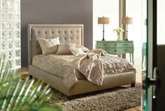 Emerson Bed | Arhaus Furniture