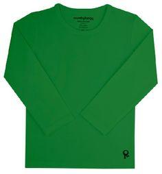 Longsleeve, vert intense, unisex * 95% coton / 5% elastane   Sexe : Unisex Categorie : T-shirts & longsleeves Marque : Mambotango   € 16.95