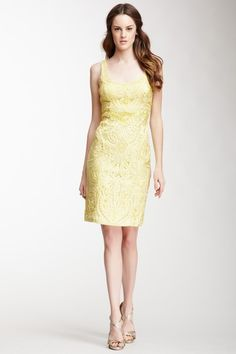 Sue Wong Short Racerback Dress by Party Dresses Starting At $50 on @HauteLook
