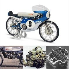 SUZUKI 50cc RK67 to get me there Pinterest Racing