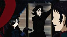 I got kBlack Butler... That would be my reaction id just be like o.o................. NOT SCIENTIFICALLY POSSIBLLE!!!