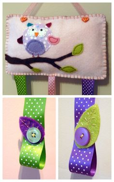 As you know I made quite a few hair clip holders as gifts for Christmas and now in January I have decided it is high time to finally post th...