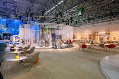 Orgatec 2018 - A showcase of great design Of Brand, Workplace, Reflection, Environment, Creativity, Events, Canning, Nature, House