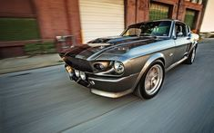 $12.95 - Ford Mustang Classic Car Gt500 Shelby Elanor Poster #ebay #Collectibles