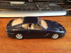 #Burago 1/25 scale #ferrari 456gt #(1992) unboxed,  View more on the LINK: 	http://www.zeppy.io/product/gb/2/191858196596/