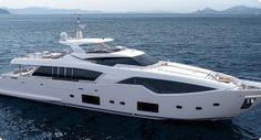 Ferretti Custom Line 108 | Lengers Yachts