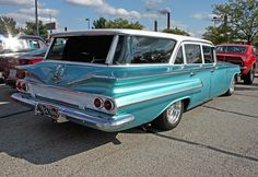 1960 Chevrolet Parkwood Station Wagon