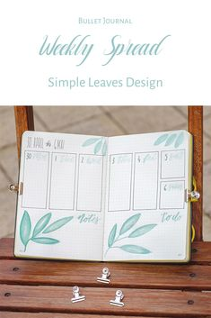 Weekly Log: verticale lay-out Bullet Journal Diy, Bullet Journal Themes, My Journal, Bullet Journal Inspiration, Journal Pages, Weekly Log, Birthday Tracker, Bullet Journel, Planner