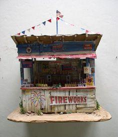 Tim Prythero - Fireworks II | Modeling | Pinterest