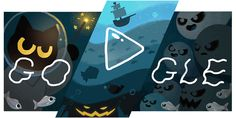 Some gourd old-fashioned Halloween fun with Google