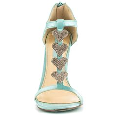 Favor - Blue Satin Something Blue By Betsey Johnson $129.99