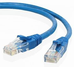 Mediabridge Networking Cat5e Patch Cable - (50 Feet) - Blue RJ45 Computer Patch Cord by Mediabridge. $9.49. Mediabridge RJ45 Cat5e Ethernet Patch Cable* Data Transmitting Up To 1000 Mbps* Gold-Plated Connectors* Meets All Category 5e TIA/EIA Standards* Heavy Duty Premium Snagless Molding Connectors* Limited 1 Year Warranty This cable connects computers to network components in a wired Local Area Network (LAN). Intended for use in the home or office, this cable meets m...