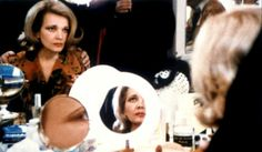 Gena Rowlands in OPENING NIGHT by Cassavetes