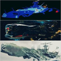 Best Hobbies For Couples Fun Hobbies, Space Pirate Captain Harlock, Japanese Superheroes, Sci Fi Spaceships, Mass Effect, Space Crafts, Battleship, Film, Costumes