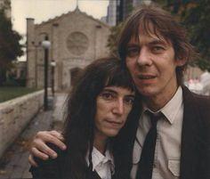 Fred & Patti.