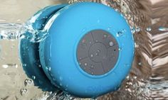 Groupon - Bluetooth Shower Speakers in choice of Colours for £9.98 (67% Off) in [missing {{location}} value]. Groupon deal price: £9.98