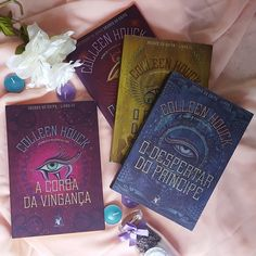 A Coroa da Vingança, Vol. 03 - Série Deuses do Egito [Colleen Houck] Ya Books, I Love Books, Books To Read, Book Suggestions, Book Memes, Bookstagram, Book Lists, So Little Time, Wicca