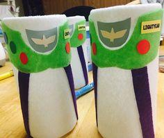 Toy Story Buzz Lightyear Centerpiece Base Toy Story by Chickedoll