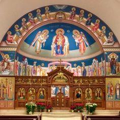 Church Interior Design, Cathedrals, Christians, Altar, Desktop, Pictures, Image, Jars, Russia