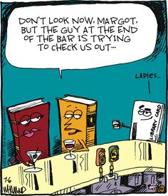 """7. When a book is listed as """"on shelf"""" but is nowhere to be found… it's just playing coy."""