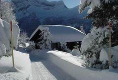 Chalet Julia, near Villars sur Ollon, Switzerland www.villars.ch