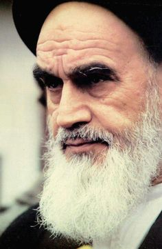 Ayatollah Khomeini stepped in after the Shah of Iran was toppled.