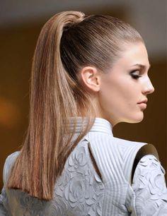 10 coiffures pour cheveux épais