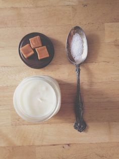CARMELA // Sea Salt Caramels  // 8 Ounce Scented by AndThePeople, $19.95