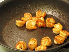 Toss Shrimp Around