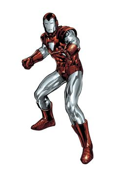 Genius billionaire inventor, industrialist, and CEO of Stark Industries Tony Stark builds an armored suit and becomes the armor-clad superhero named Iron Man. Iron Man Suit, Iron Man Armor, Marvel Dc Comics, Marvel Heroes, Marvel Art, Super Anime, Stark Industries, Comic Books Art, Comic Art