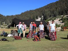 Explore the wonders of the Turkish ethnic culture through nomadic hiking adventures and exclusive cultural and textile tours with The Black Tent Project. Turkey Culture, Turkey Tourism, Cultural Capital, Day Camp, Adventure Tours, Old Town, Caravan, Taurus, Tent