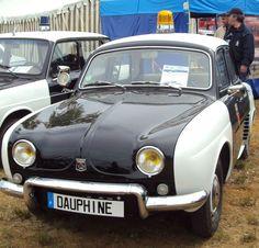 la dauphine | Renault Dauphine Crs La Pie (france) 0026 | Urgence, Police, Ambulance ...