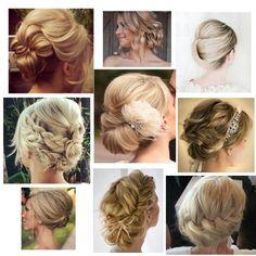 Wedding hair #MayWeddingPhotoChallenge