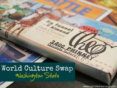 I am really excited about being a part of this year's Worldwide Culture Swap! We are connected with families from Canada, Alabama, Finland and Italy! This approach has been a great way to start filling up our continent bags for future study with my boys. If you have not heard of the Swap, definitely check it out and get involved for the next one.