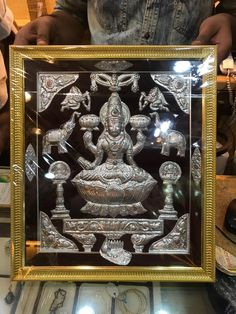Gold Jewelry Simple, Silver Jewelry, Diamond Jewelry, Silver Pooja Items, Silver Lamp, Pooja Room Door Design, Puja Room, Bridal Jewelry, Antique Silver