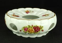 Royal Albert Old Country Roses Style Teapot Warmer VGC