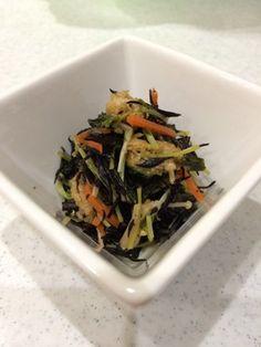 お弁当にも♫野菜が沢山☆生ひじき煮物