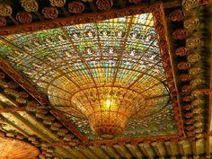 GooseRocker: PALAU DE LA MÚSICA CATALANA - BARCELONA - Espanha