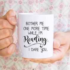Bookish mugs for cozy reading days.