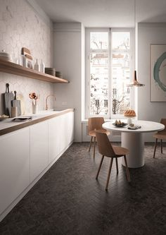 Allmarble: synthesis of style and convenience @marazzi