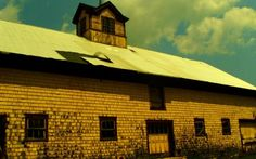 got mad love for old barns