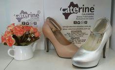 Ya tenes tu calzado para este fin de semana?? Venir en Caterine Calzados y llévate este bello y elegante calzado. Nueva coleccion# No esperes mas