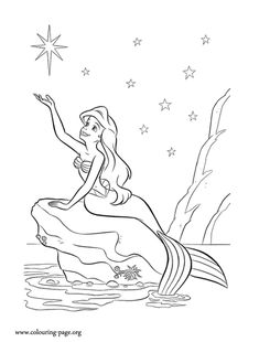 In this coloring page Queen Athena sings a special song