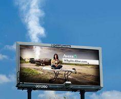 smoking billboard ads