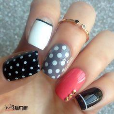#Nails #nailart #dotticure #manicure @nailsanatomy