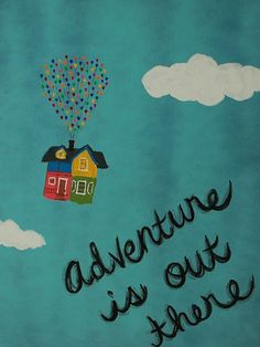 Pixar Up Love Quotes